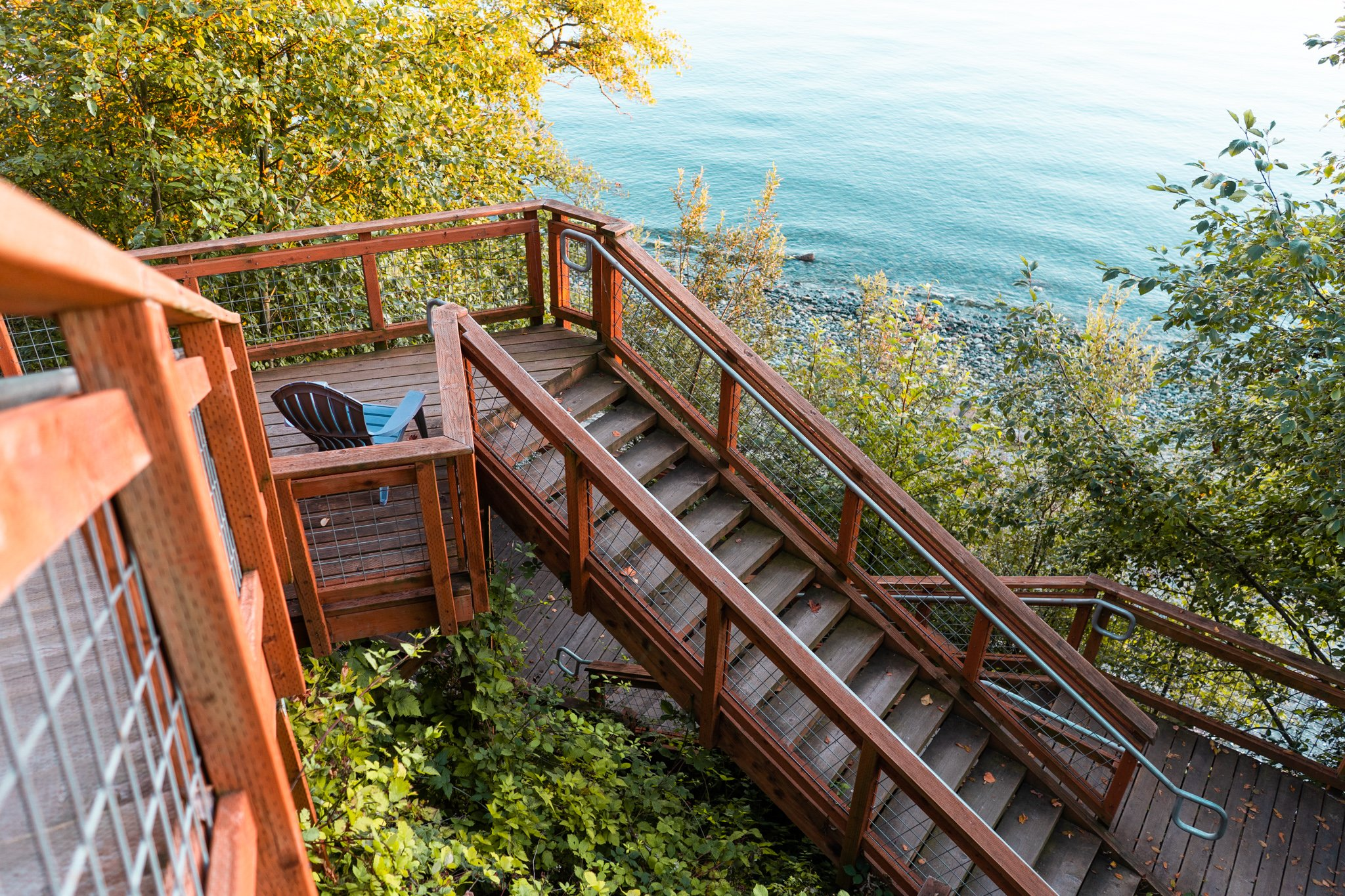 Photo of Come see the Seabright Stairs: 194 Steps to the Beach